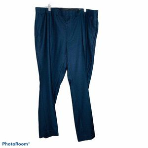 NWOT 42x30 Kenneth Cole Reaction dress pants navy